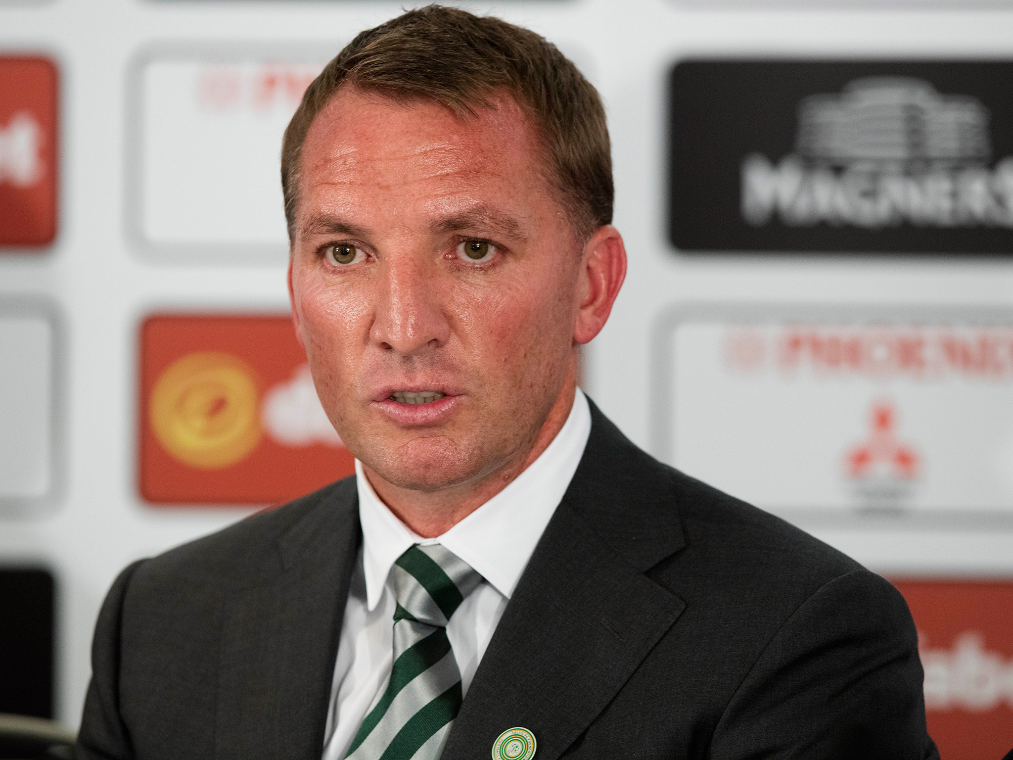 Brendan Rodgers signs new four-year deal at Celtic