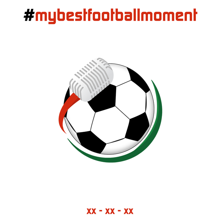Confirmed! The winner of #MyBestFootballMoment