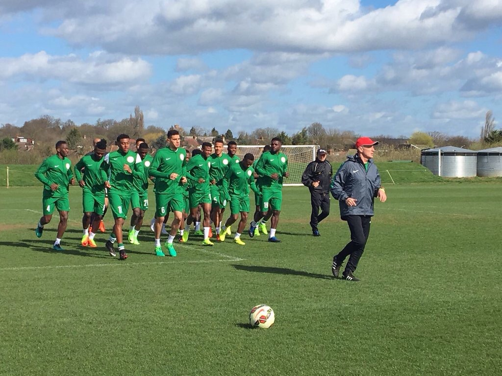 Super Eagles : Pascal Clarifies Concerns over 'new faces'
