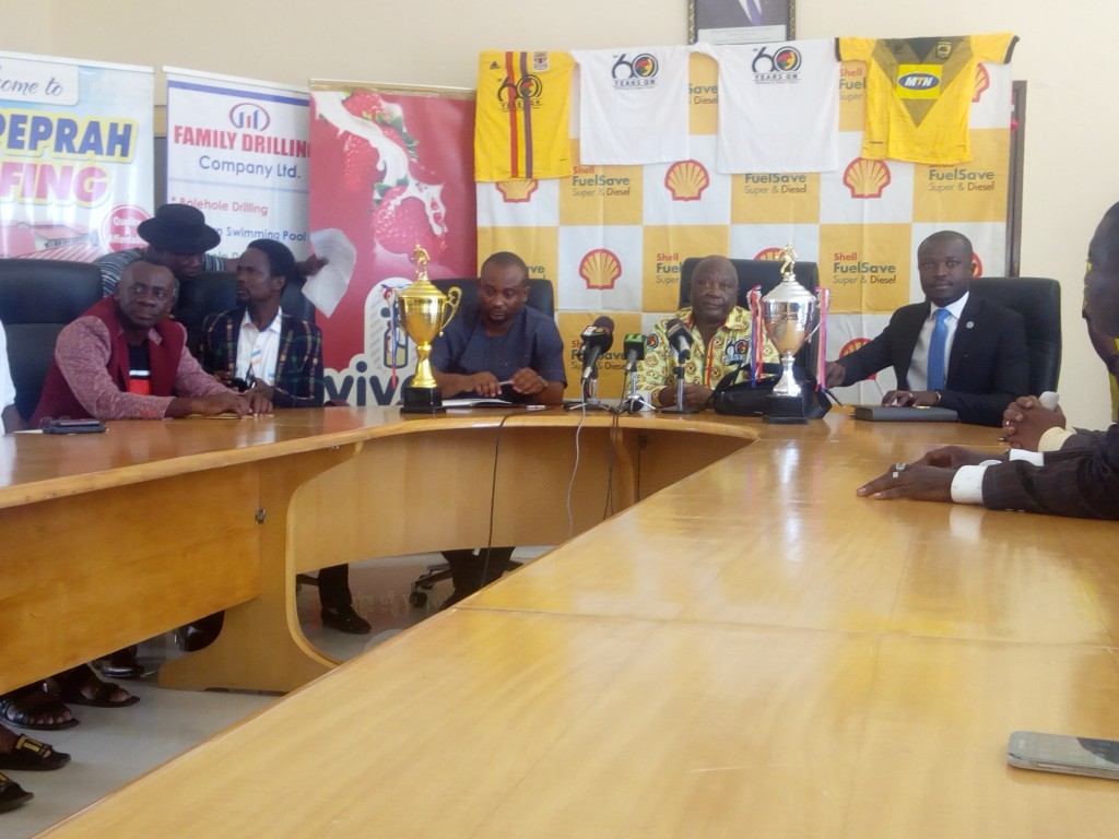 Ghana at 60 celebration match between Hearts and Kotoko launched