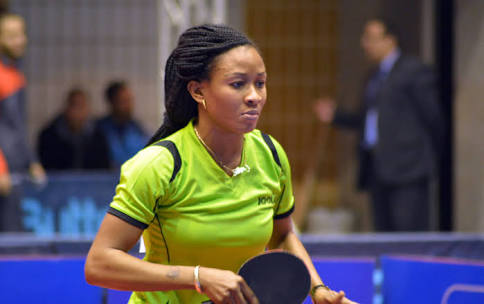 ​ITTF World Championships: Oshonaike to partner Cameroun's Hanffou in doubles