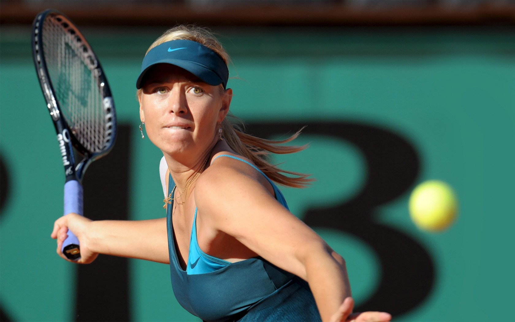 Maria Sharapova Begins Long Road Back After Suspension
