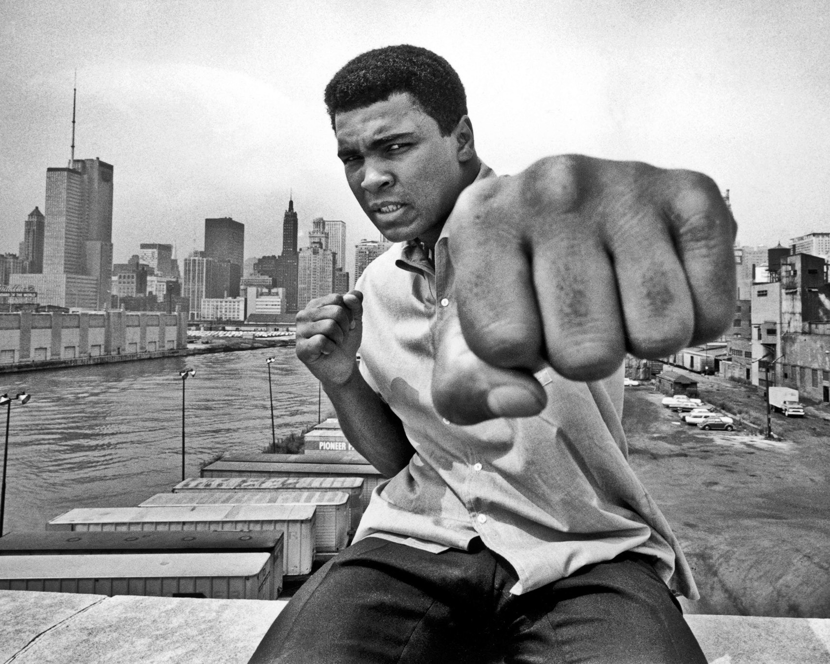 Mohammed Ali (Greatest of All Time) – MCM