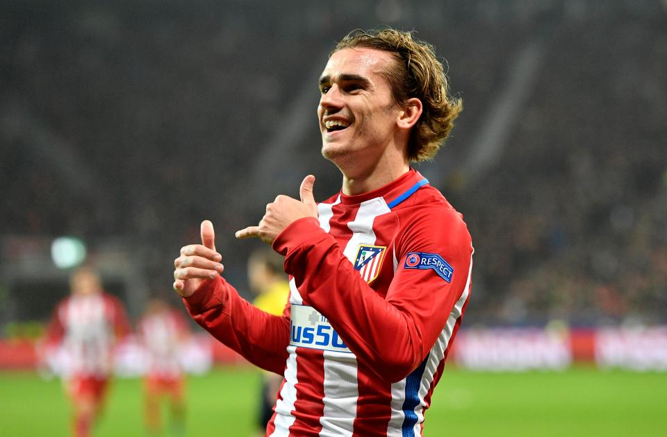 Manchester City and Chelsea contact Atletico Madrid over striker Antoine Griezmann