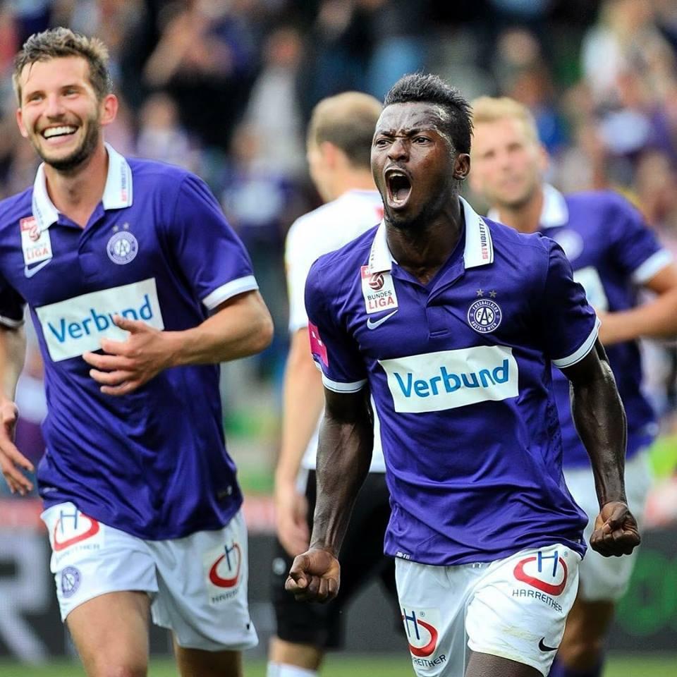 Kayode Olanrewaju: I hope to replicate club form with Nigeria