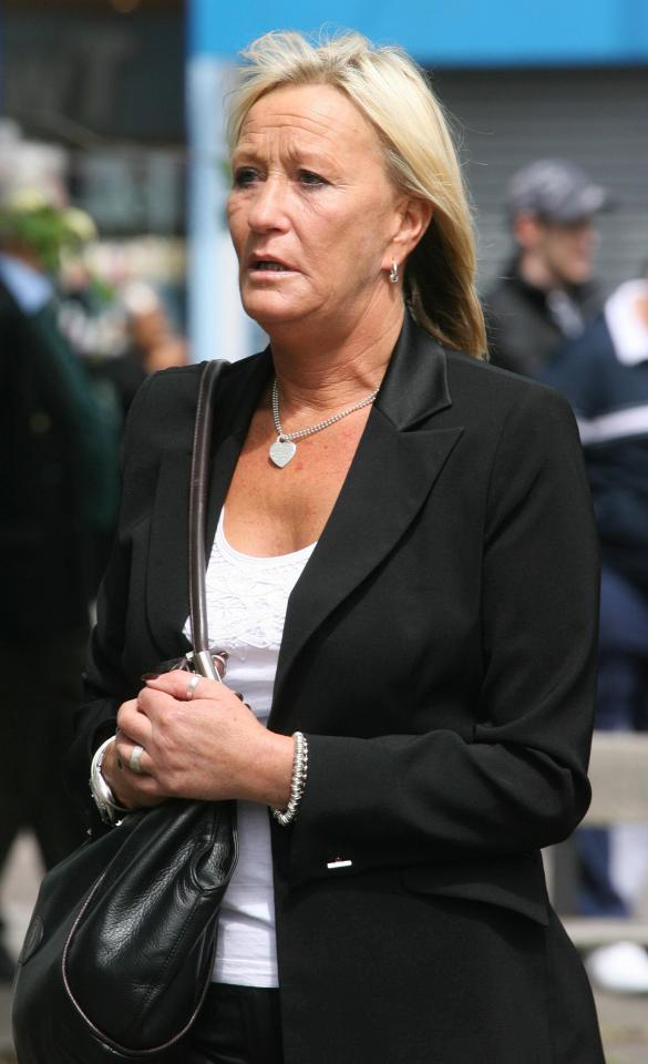 John Terry taunted on Twitter after his mother Sue was mistaken for a lookalike prostitute.