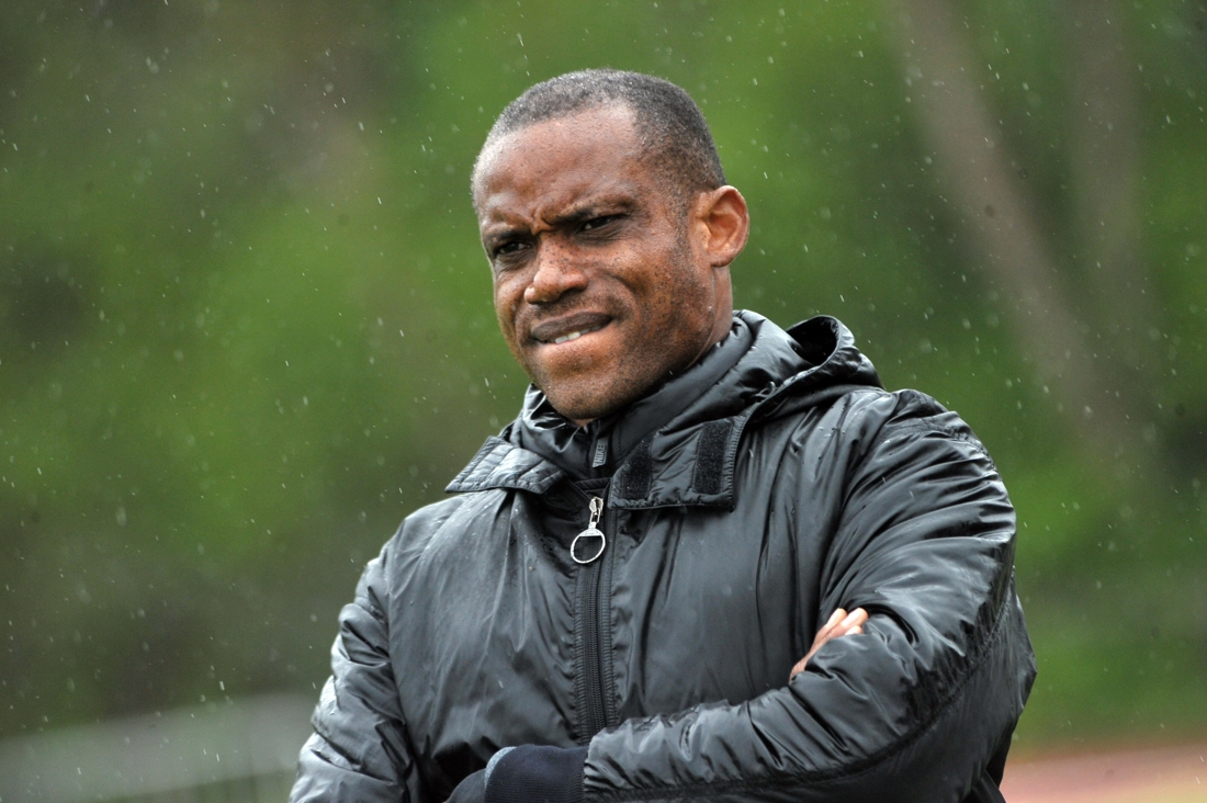 Oliseh hopes to fortify team with Nigerian players