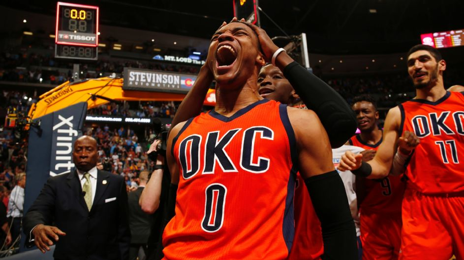 NBA: Russel Westbrook makes the most triple doubles in a single season.