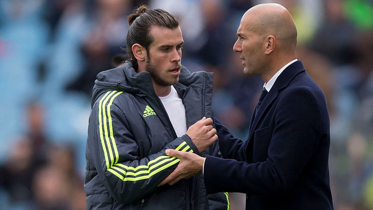 Zidane say im need Bale