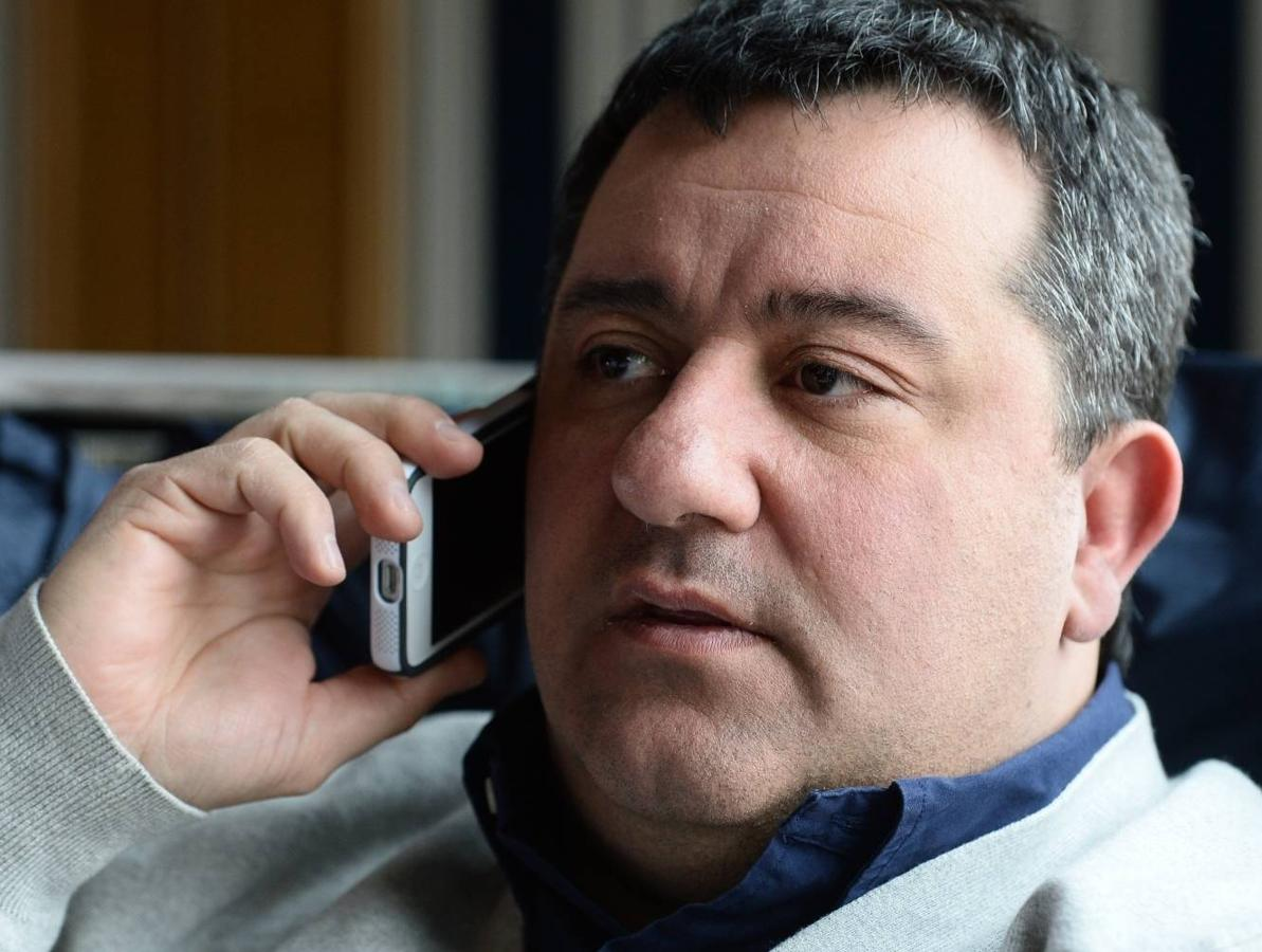 Mino Raiola: My £41m cut from Paul Pogba's move is clean