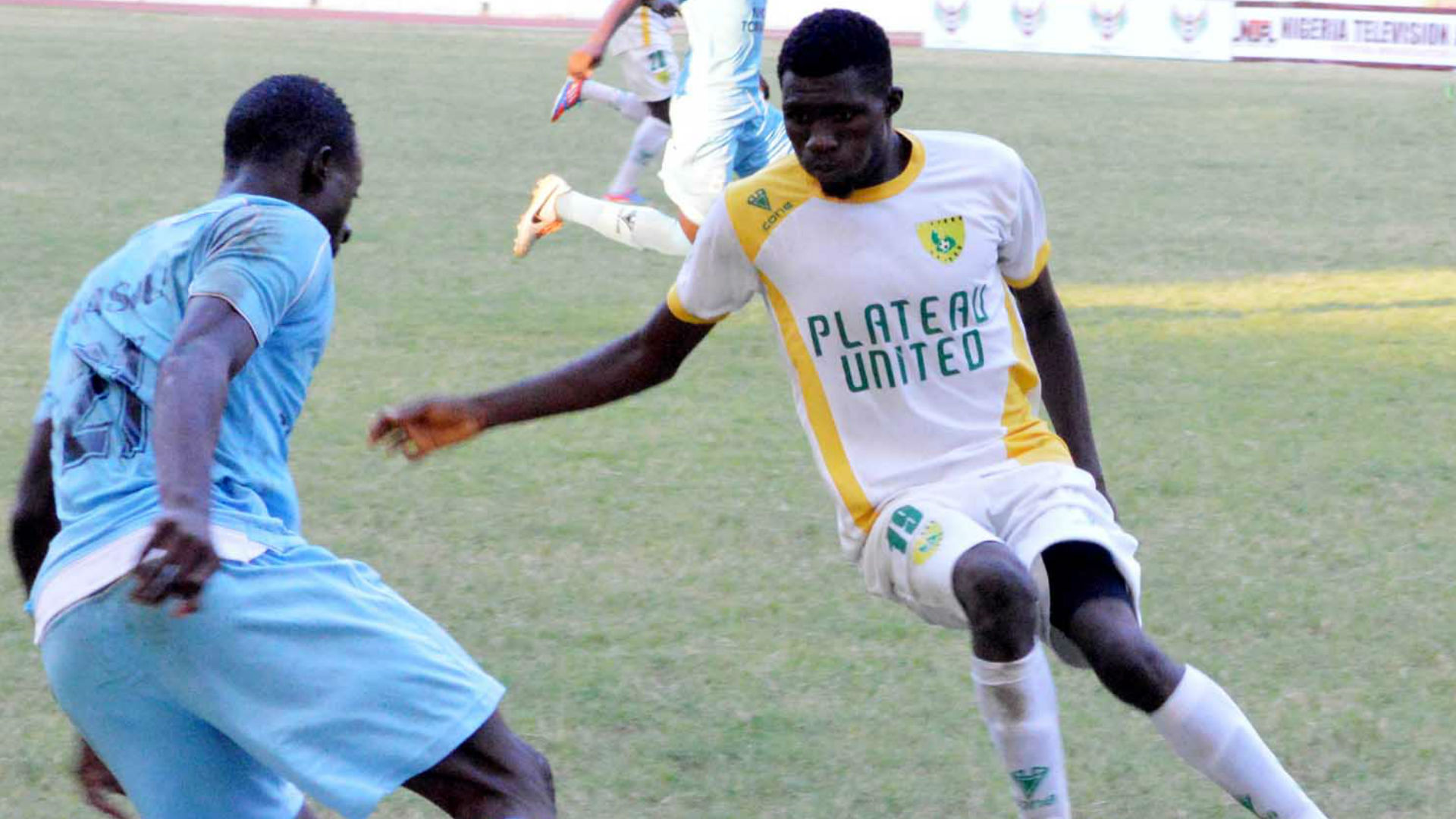Pius Henwan Charges Plateau United to keep going