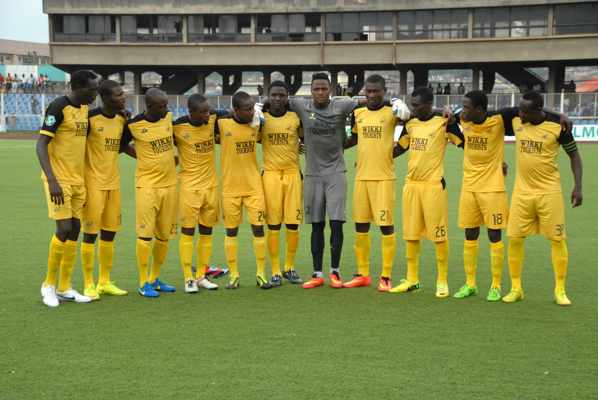 Wikki Tourists' Management Dissolved by Bauchi State Government