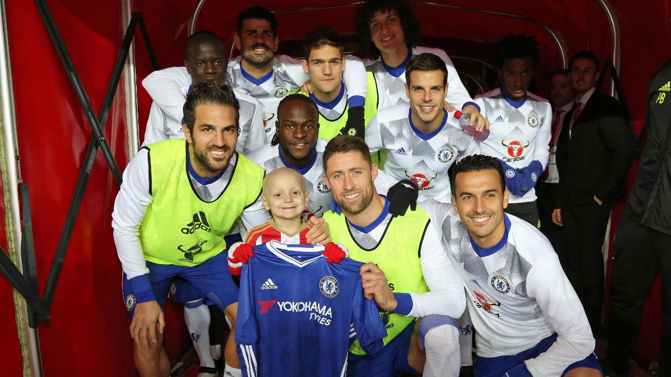 Terminally-ill Bradley Lowery is forced to turn down presenting PL trophy to Chelsea