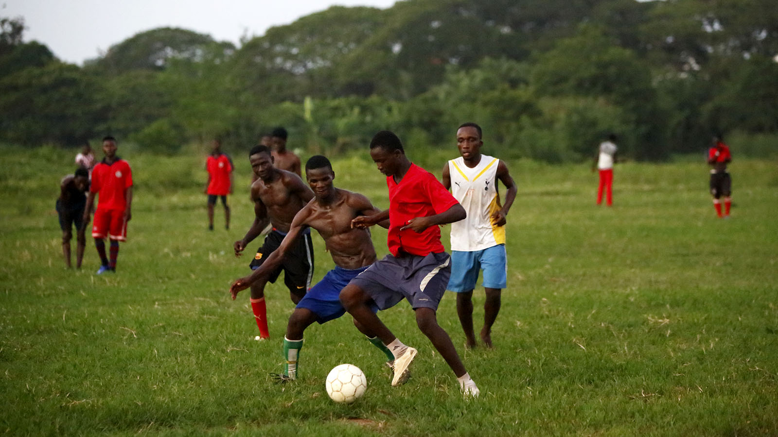 Player trafficking high in Nigeria — NGO