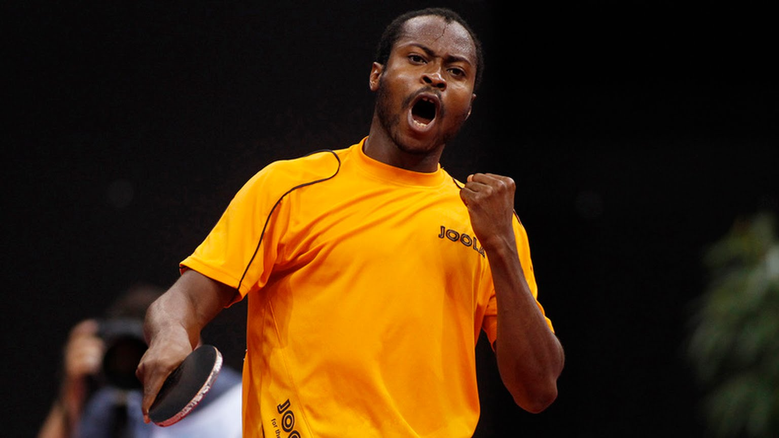 Aruna Quadri speaks on his 'Favorite' tag at ITTF Nigeria Open