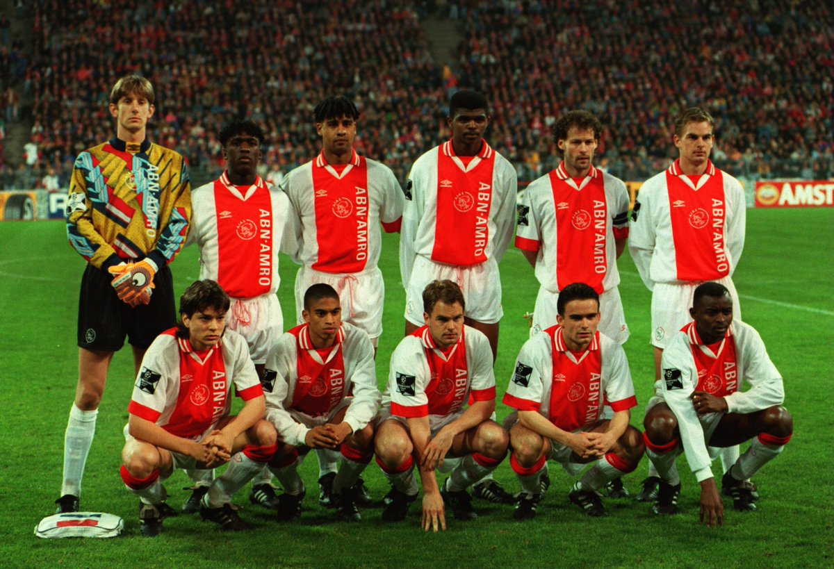 How the Bosman rule brought Ajax European dominance to an end