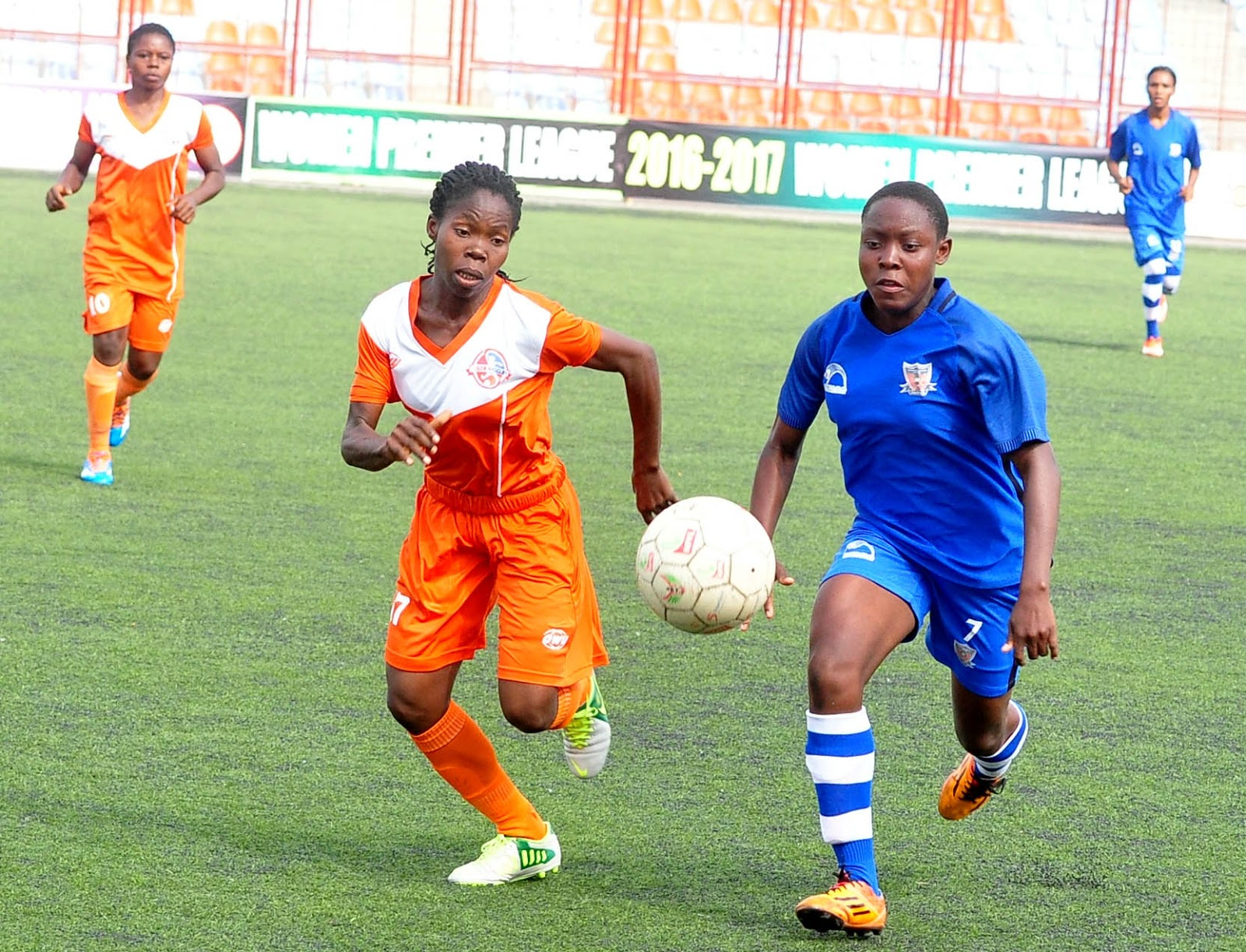 Stakeholders, Editors Hail Falode's NWFL Over First Round Success.