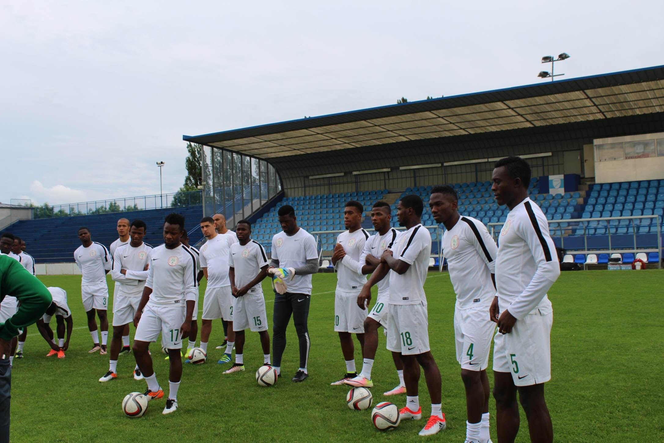 Victor Agali: All invited players have an equal chance to play for the Super Eagles