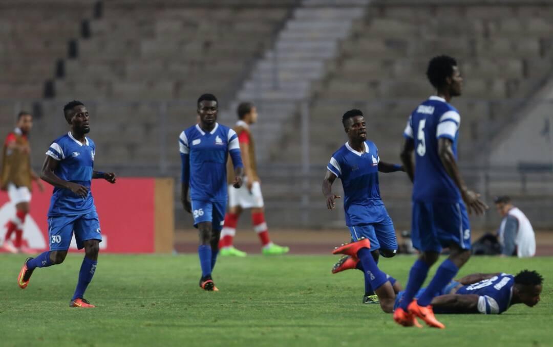 "Stanley Eguma Targets ""Very Important"" win against FUS Rabat"
