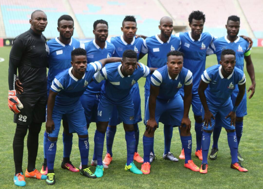 Don't Waste Chances! Ezeji warns Rivers United ahead of FUS Rabat Clash