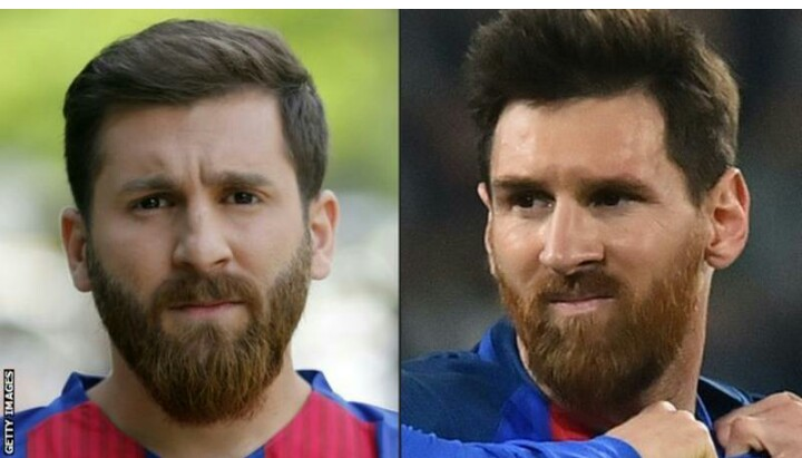 Will the Real Messi Please Stand Up! Barça Star Lookalike Arrested for His Own Good