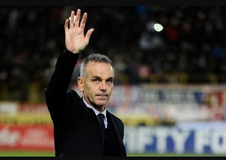 Inter Milan Sack Stefano Pioli
