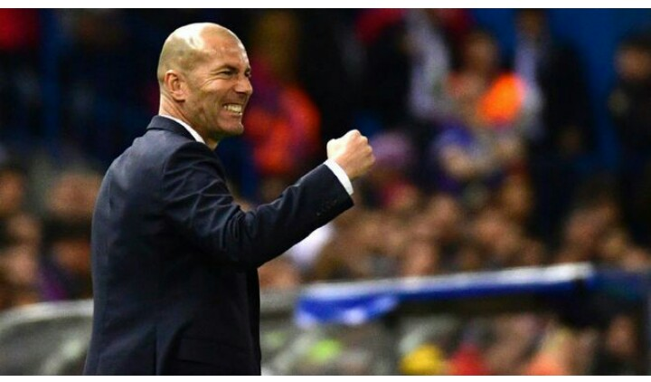Zinedine Zidane 2020