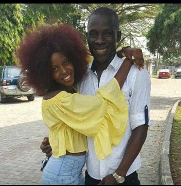 "Ngozi Okobi and her Mystery Warri Big ""Humble"" Daddy Yo"