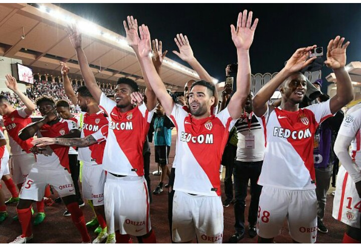 AS Monaco Are Kings of France