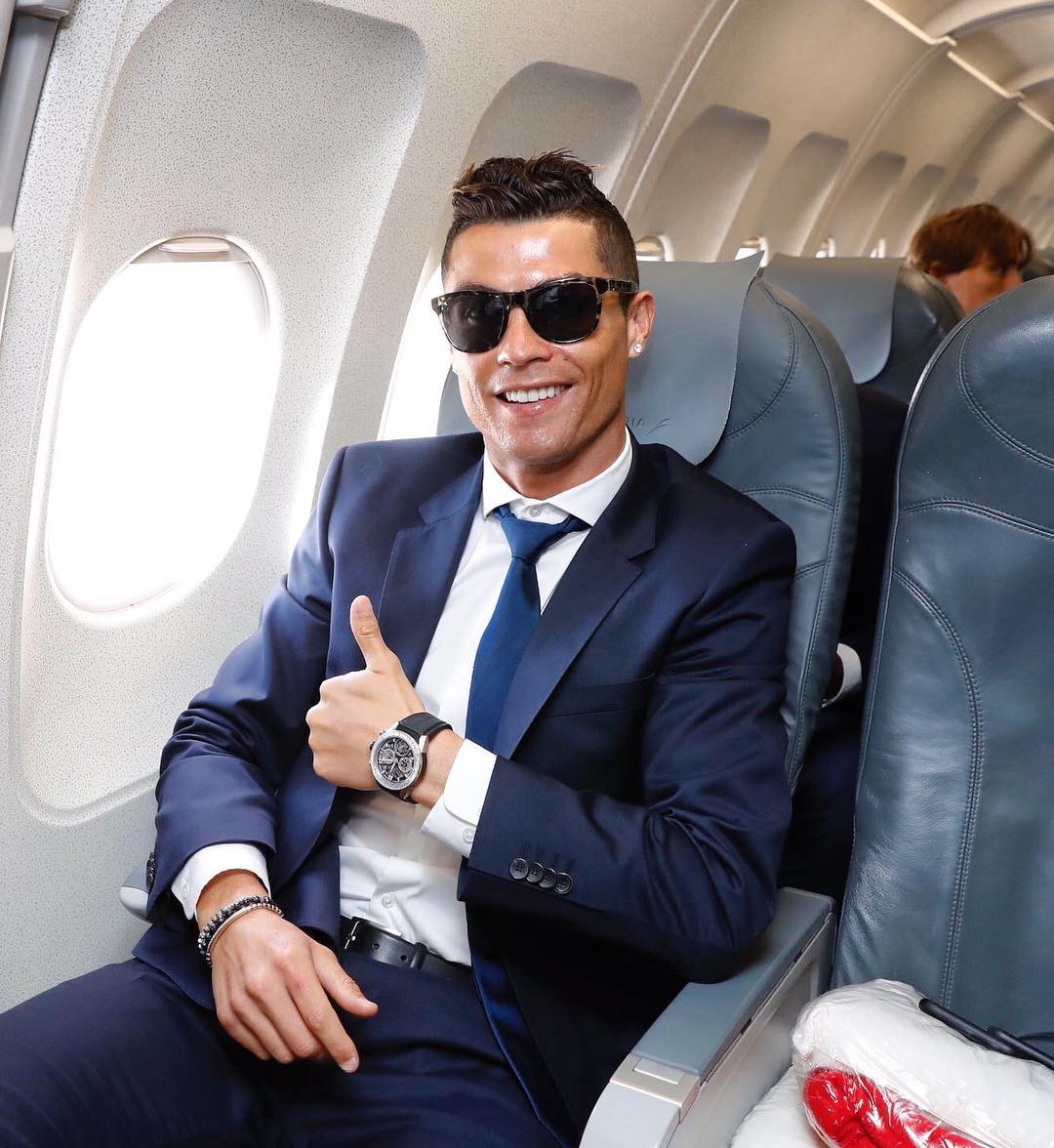 Ronaldo becomes first male to reach 100m Instagram Followers