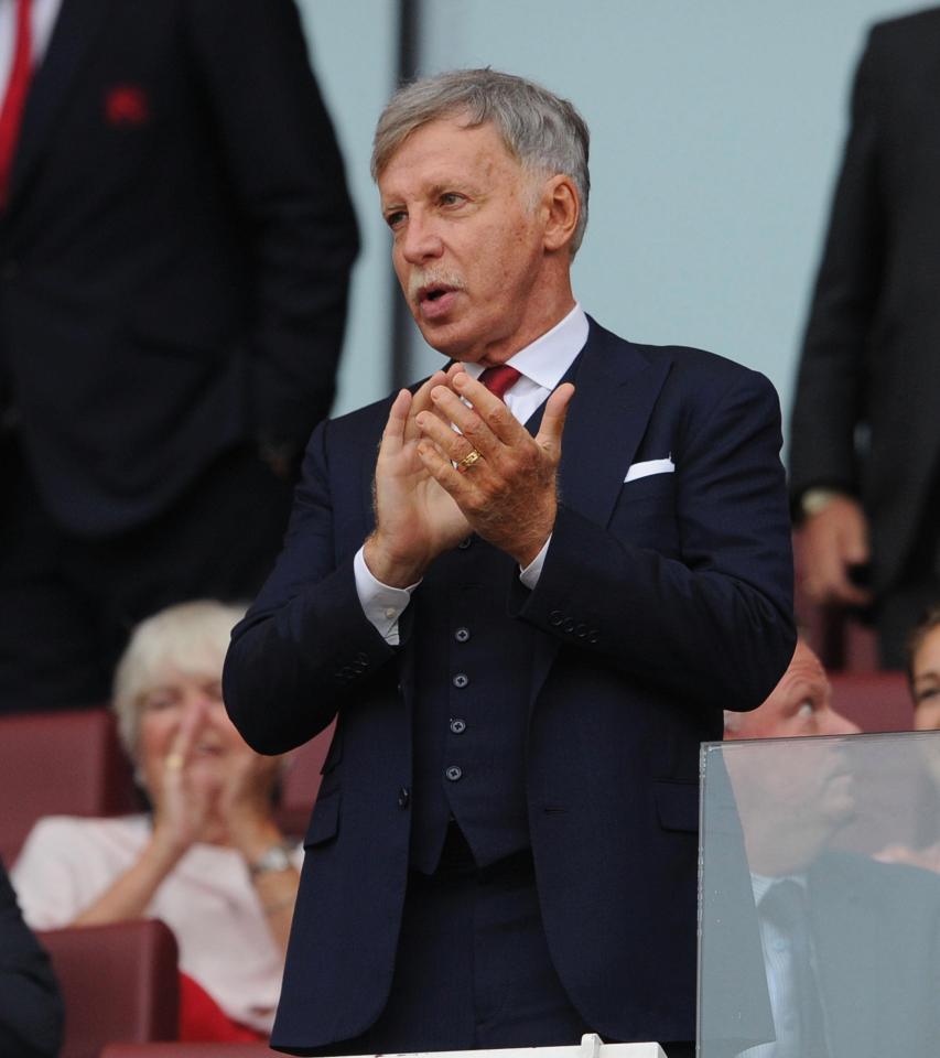 Arsenal Owner Stan Kroenke Comes Under Attack Again