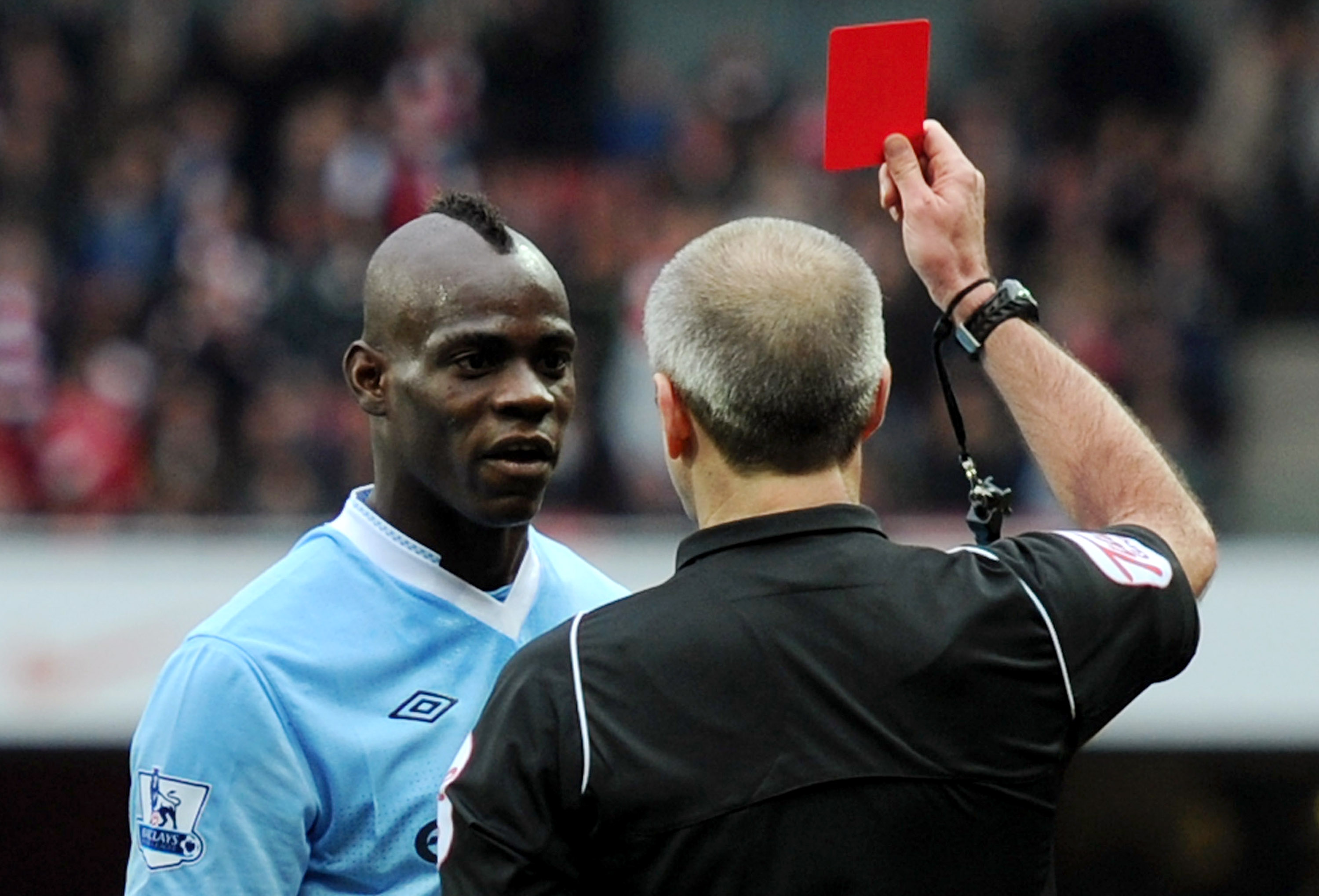 Football deals revealed: Mario Balotelli gets £1m from Liverpool for not seeing red