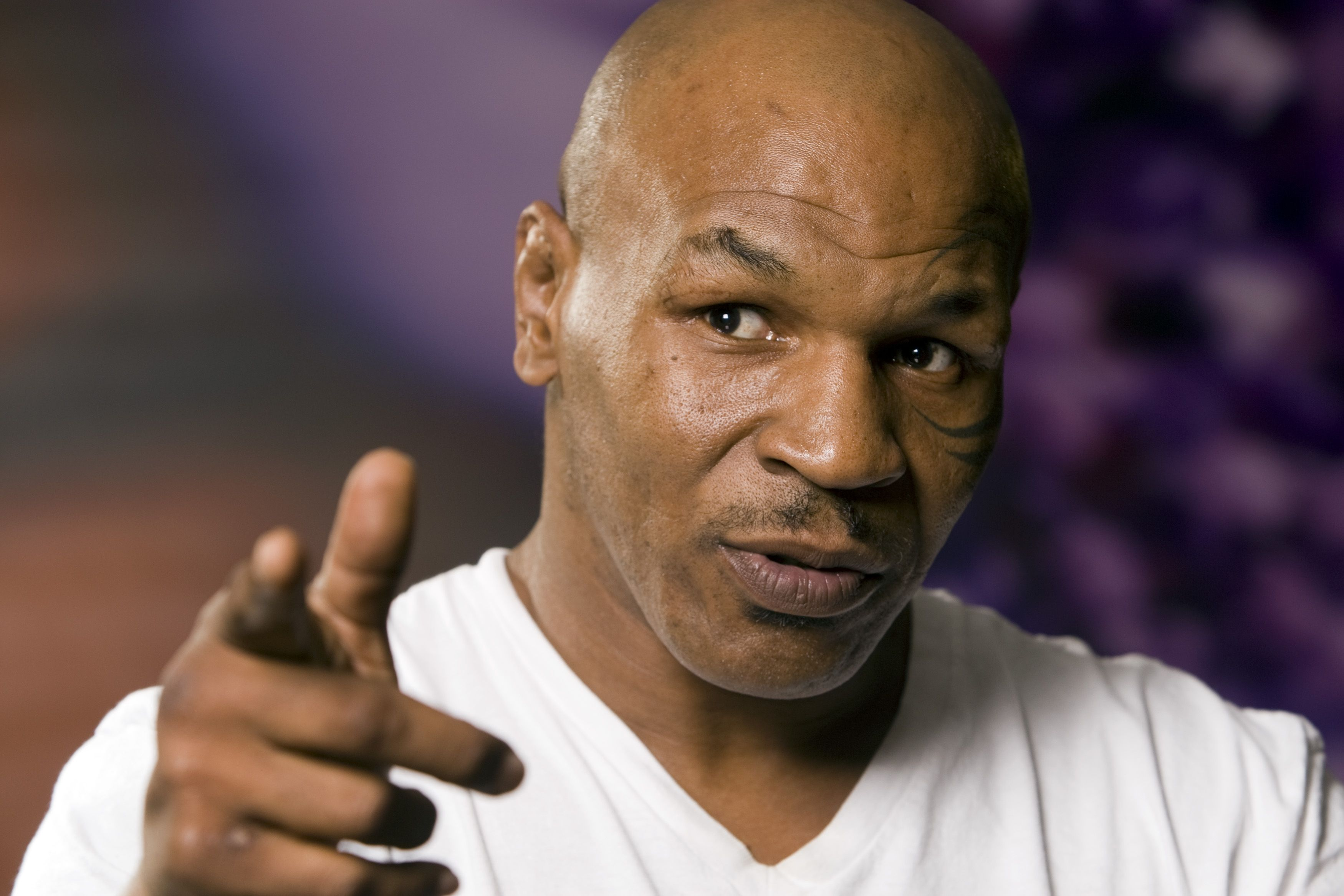 Mike Tyson hails Anthony Joshua's 'shock' Victory Over Klitschko