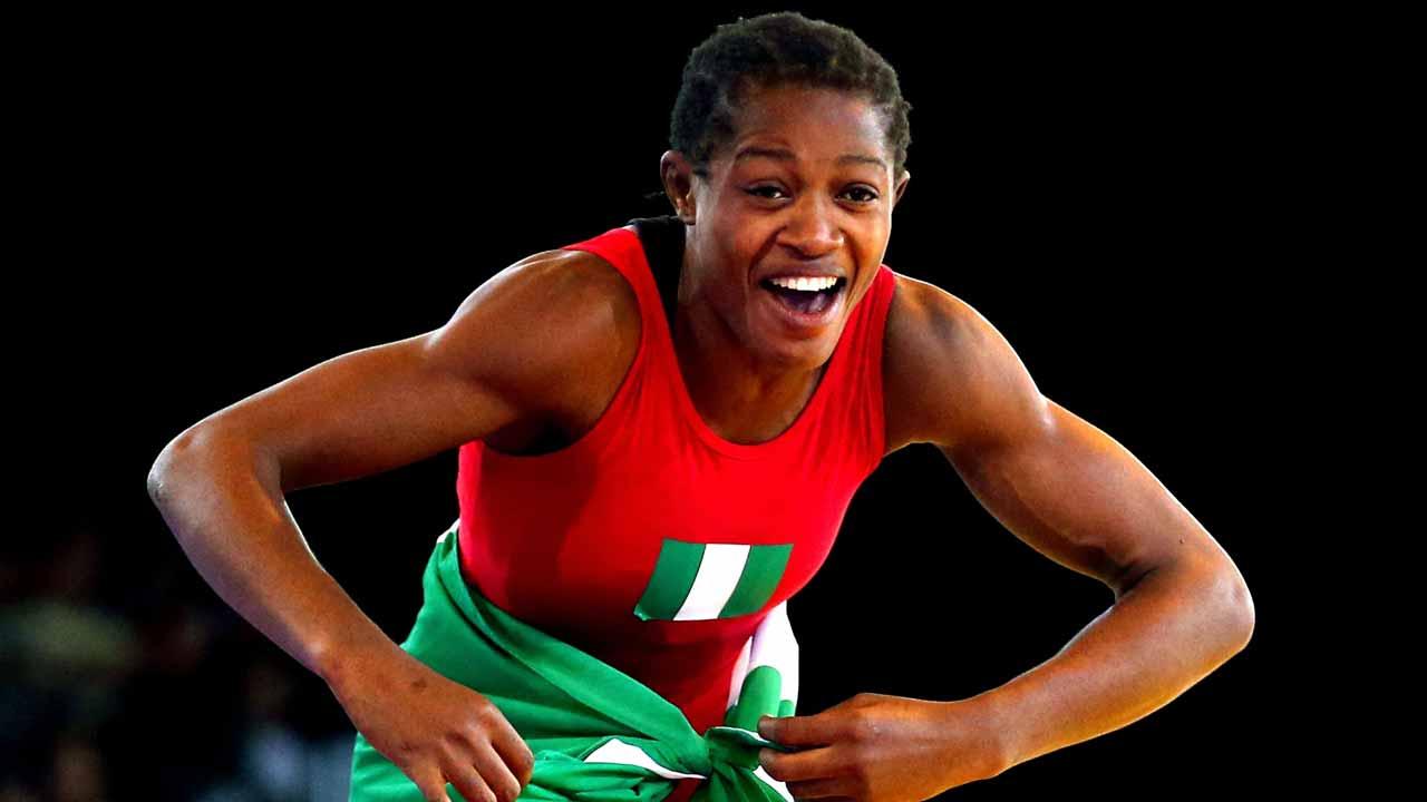 2017 Africa Wrestling Championship: Nigeria's best ever –  Adekuoroye