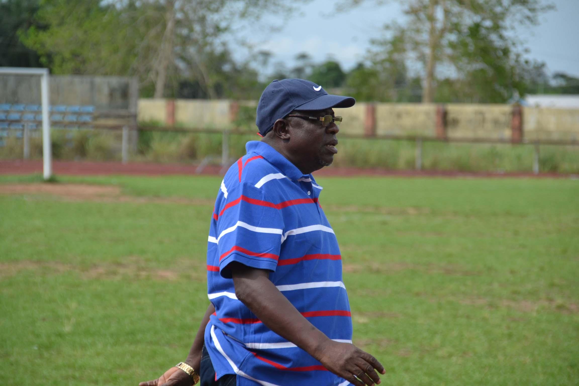 Solomon Ogbeide: I will push Lobi Stars further on the table