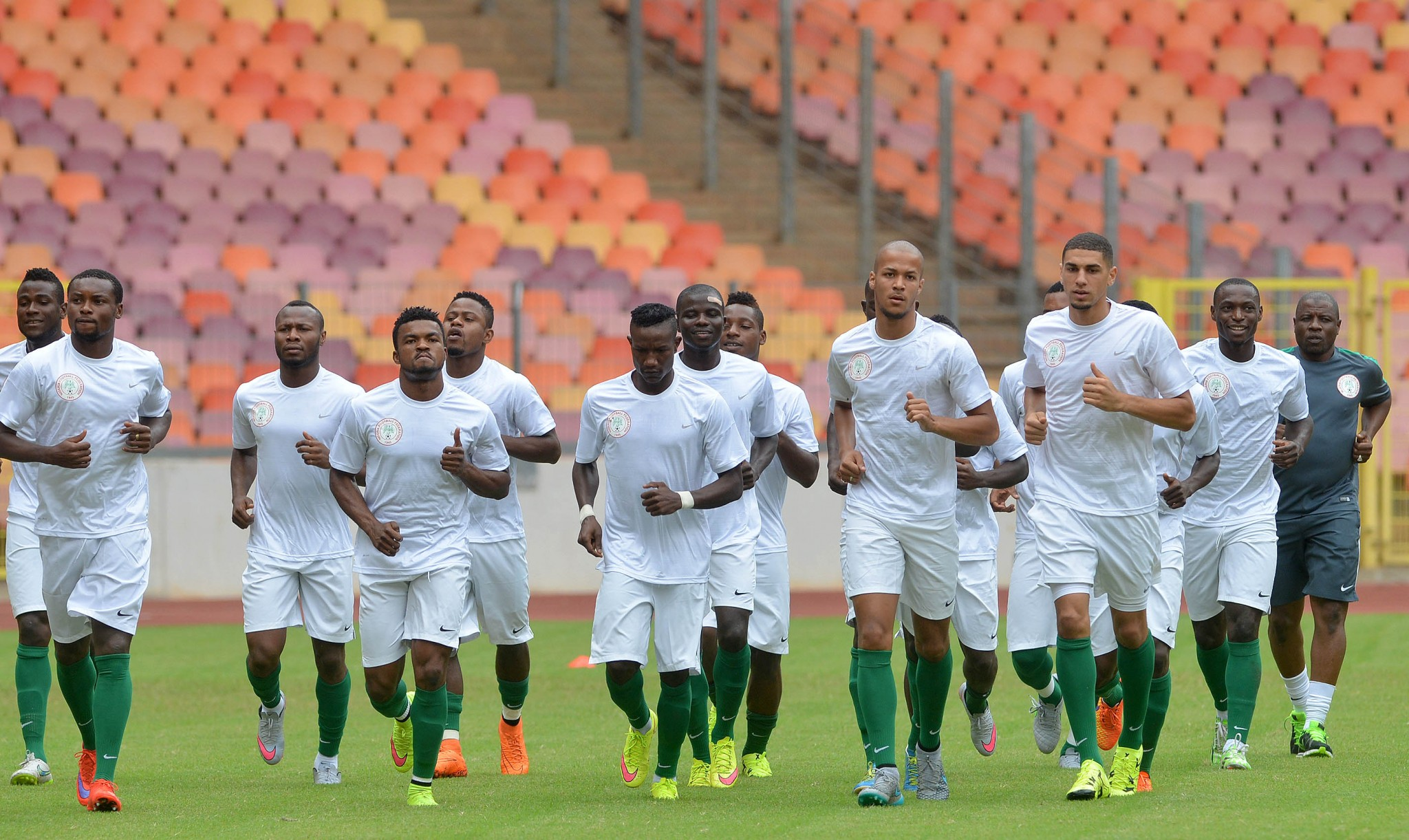 Rohr calls up Echiejile, Ogu, Iheanacho, 22 others for Corsica camp and friendly match