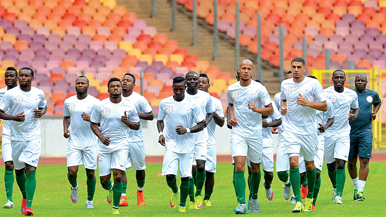 Austin Mgbolu: Nigeria has the right Caliber of Players to make us proud