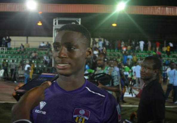 Stephen Odey is a bona fide Olukoya Boy – Football Director Ayeyemi
