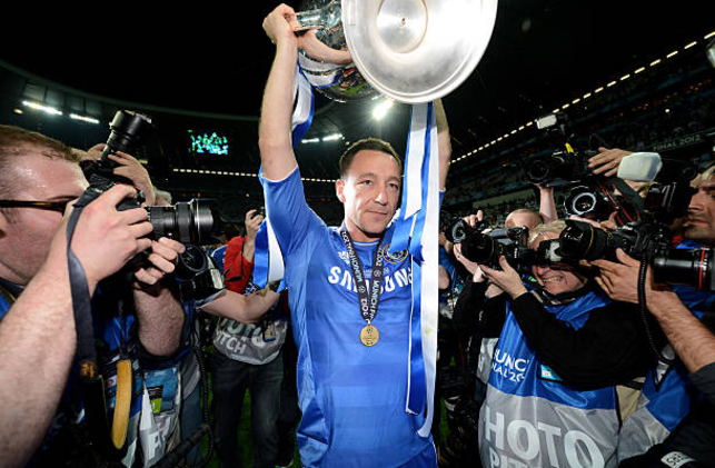 Chelsea fans launch petition for stand to be named after club legend John Terry at the Blues' new stadium