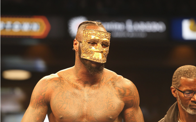 Deontay Wilder wants Anthony Joshua 'mega unification fight'
