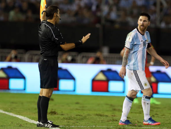FIFA Rescind Four-match International Ban Handed Lionel Messi