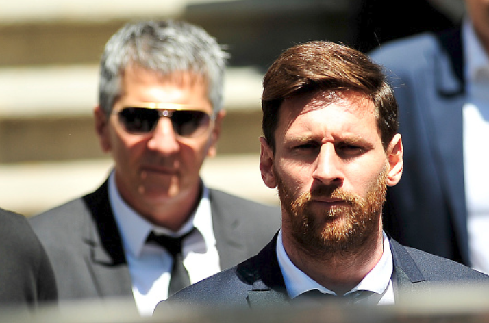Jorge Messi ensuring contract renewal talks on the right track