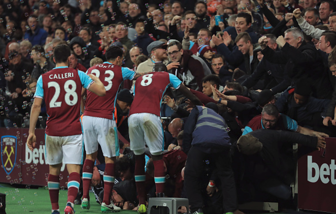 Hammers Dent Spurs Title Hopes, as 1-0 win Hands Chelsea Initiative