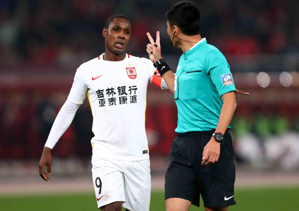 Odion Ighalo Returns Fit for Changchun Yatai, subbed after 90 minutes in 3-1 League win
