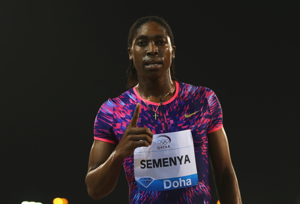 Caster Semenya Reigns Supreme in Doha 800m