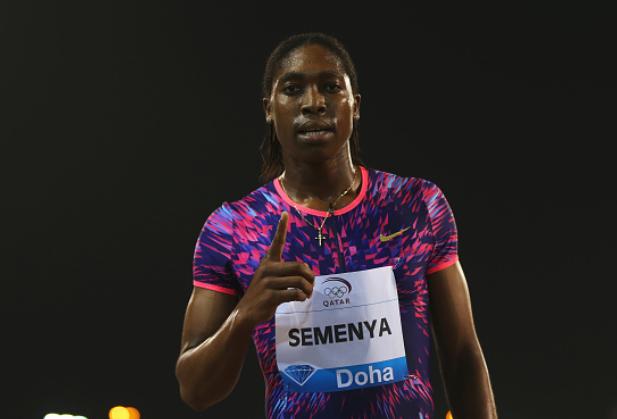 Caster Semenya Reigns Supreme in Doha 800m