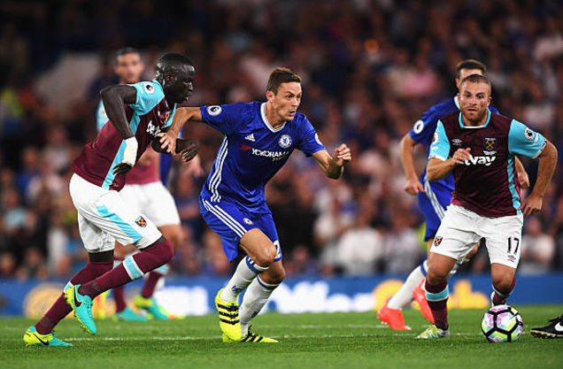 Nemanja Matic Motivated West Ham's win Over Spurs… Promised Slaven Bilic a Treat