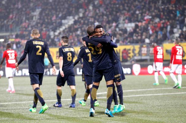 Monaco Restores Three-Point Lead in Ligue Un after Win over Nancy