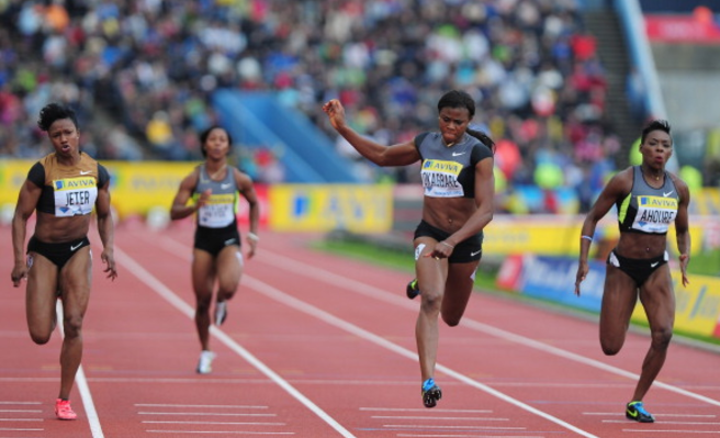Okagbare Slow off the block in 2017 , Sprint Queen Struggled in Doha