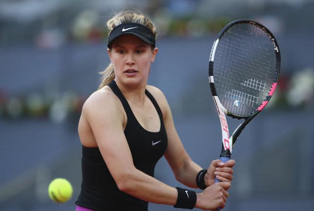 Maria Sharapova to face Eugenie Bouchard at Madrid Open